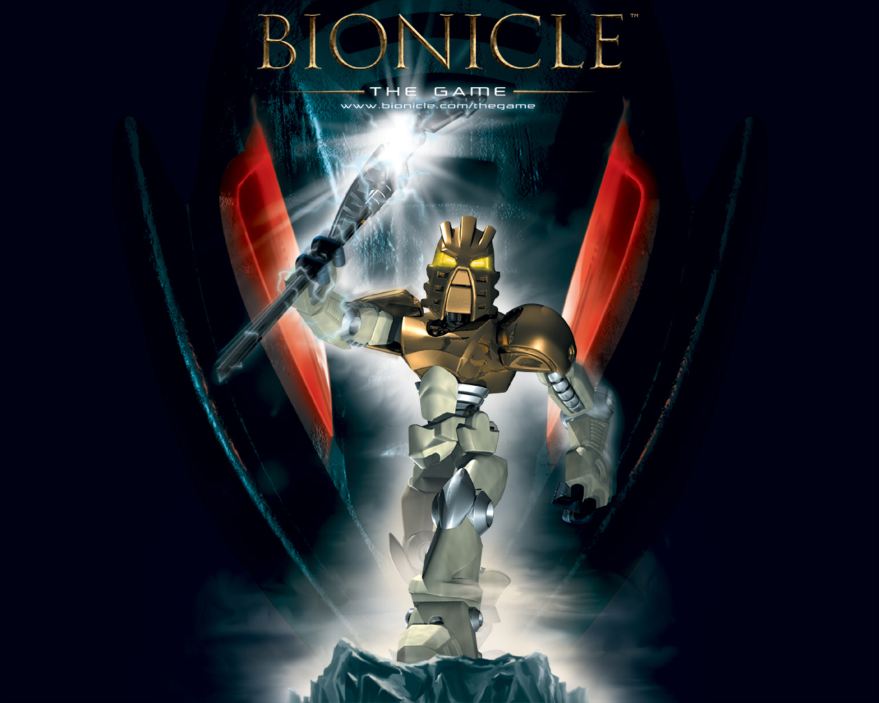 Обои Bionicle the Game