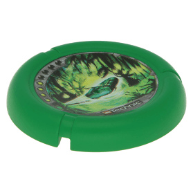 Green Throwbot Disk Amazon / Jungle 4 pips