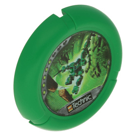 Green Throwbot Disk Amazon / Jungle 5 pips